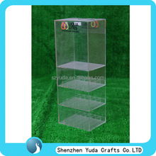 The commonly used and useful display case for e liquid bottles