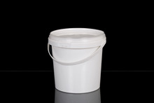 1000 ml Round Plastic Container / Bucket / Pail