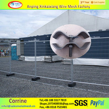 hot selling product temporary fence / used temporary fence / galvanized temporary fencing