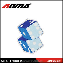 Fashionable and Good quality Paper Card Printed Car Air Freshener