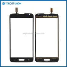 Black Front Glass Touch Screen Digitizer Repair Part for LG Optimus G L90 D415 D405