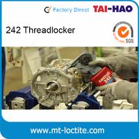 Bottle Loctit 10ml 50ml 250 ml size 242 anaerobic adhesive/ sealant/ glue threadlocker sealer