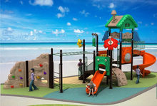 Fashionable/antique/plastic toys playground with swing