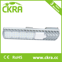 3 years warranty Unique design without external driver excellent in EMC and EMI led off street lights