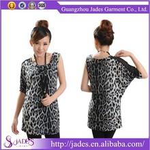 2015 nuevo estilo popular de diseño hermoso blusas para las mujeres