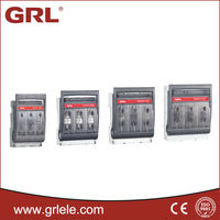 3 poles 4 poles electricral busbar types isolator fuse switch disconnecting isolating switch