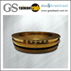 ID 88mm OD 103mm VLC Isolator Labyrinth Oil Seal Roller Bearing