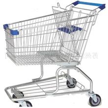 RH-SM180 Online Retail 180L Supermarket Hand Push Cart