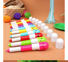 China cute sunny doll ball pen promotion small pen