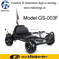 2015 Newest 49cc Gas Powerful go kart manual transmission For Kids