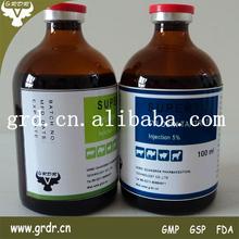 Tylosin Tartrate Veterinary Drug 5%