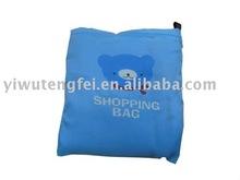 bear foldable shopping bag