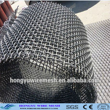 High Quality Crimped Wire Mesh / Square Wire Mesh / Woven Wire Mesh Factory
