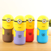 Cute design 300ml pegman stainless steel cup promotion