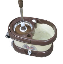 high quality four function new spin mop bucket