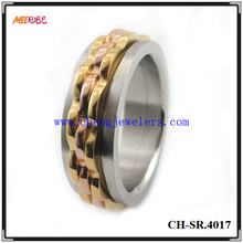 Fresh cheap wholesale men stainless steel ring,steel men ring