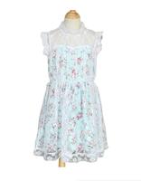 < Thanksgiving Promotion > 2016 Flower Girl Long Dress Sleeveless Long Traditional Dress Long Flowing Dress