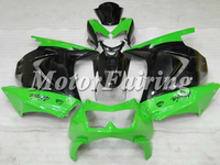 2008-2011 250R Fairings for KAWASAKI Ninja 250R EX 250 2008 2009 2010 2011 EX250 08 09 10 11 08-11 green black