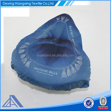 waterproof bike seat cover with sublimation logo