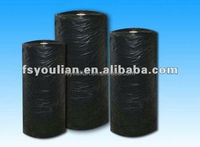 recycled trash bags H0t771 best selling high speed continuous rolling trash bag making machinery china factory