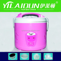 High Performance Transparent Glass Lid Deluxe Rice Cooker YL03NLG Electric Cooker