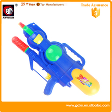 Hot selling plastic summer toy small water pistol toys for kids cool water gun