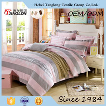 elegant luxury fashion comforter sets bedding sets 100%cotton