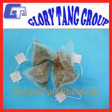 100 biodegradable tea bag,beautiful and reasonable price