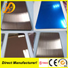 color mirror finish stainless steel sheet 304
