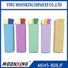 good quality cheap price electronic cigarette lighter windproof gas