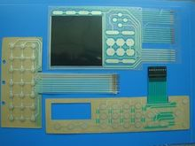 Flexible Printed Circuit Boards For CD Player , 0.08mm Linear Width