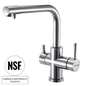 Superieur 3 3 Way Kitchen Faucet