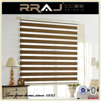 colored decorative vertical electric blinds