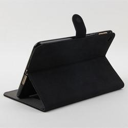 Customized Protective Back PU Leather Tablet Cover For iPad Mini 4, Leather Tablet Cover Case for iPad Mini 4