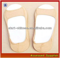 Customize Open Toe Footsies Invisible Socks Shoe Liners