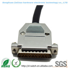D-SUB 15 Pin VGA Connector Cable