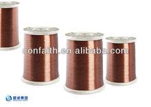 Haute température modifiée Polyester aimant fil d'aluminium pour moteur