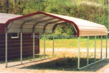 metal carport with different sizes/metal shed for car parking