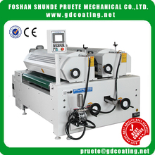New Condition Double Roller Coating Machine For Wood Furniture Water Paint Coating
