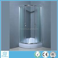 China bathroom designs prefab homes sliding shower door roller sex products in dubai shower enclosure