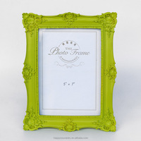 Attactive green photo /pictures frame for couple