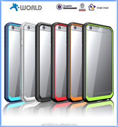Factory new private mould scratch resistant coating PC case for iphone 6S