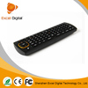 2.4g rf Mini wireless Fly air mouse keyboard for PC smart TV