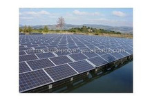 CE TUV CSA ISO Commercial Application monocrystalline solar panel 250w for pakistan lahore market