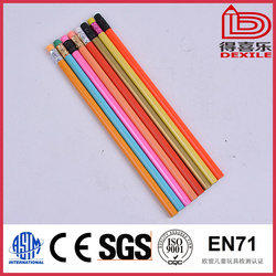 Zhejiang top quality triangular shape pencil