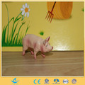 Juguete de plástico de plástico de cerdo cerdo cerdo piso perezoso juguete animal favorecida por muchos niños