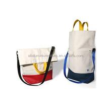 2015 hot sale 10oz cotton canvas tote bag/printed cotton shoulder bags