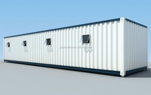 40ft shipping container house from Shenzhen Golden Company