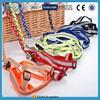 Top Quality nylon pet leash and collar Reflective Dog Leash