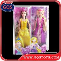 2015 Hot 11 Inch Real Beautiful Princess Girl Cinderella Doll